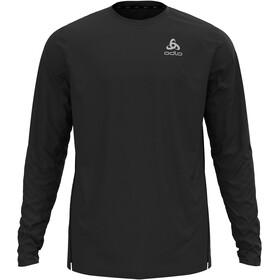Odlo Zeroweight Chill-Tec T-Shirt L/S Crew Neck Men, czarny